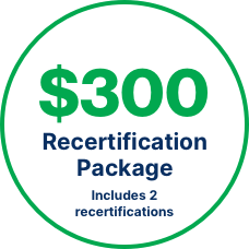 recertification-package-for-300